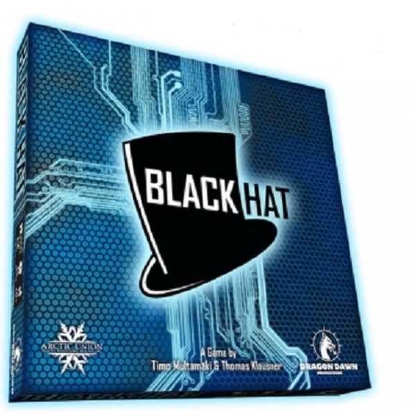 Black Hat Limited Kickstarter Edition  - DE/EN
