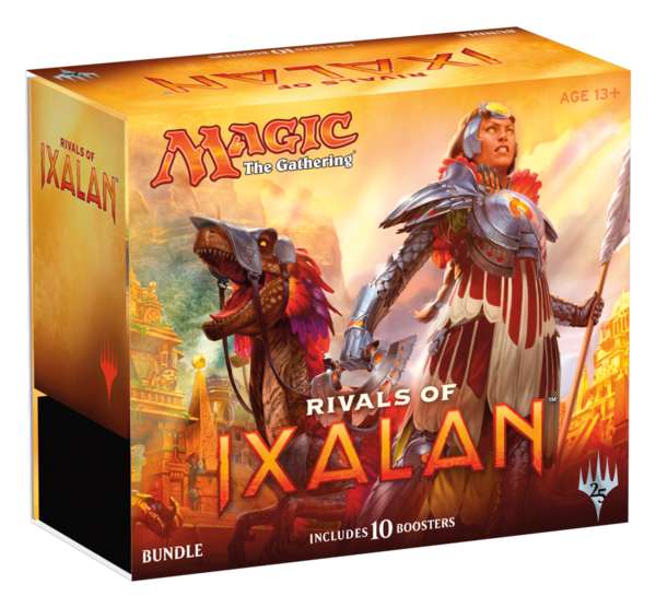 MTG: Magic the Gathering - Rivals of Ixalan Bundle (EN)