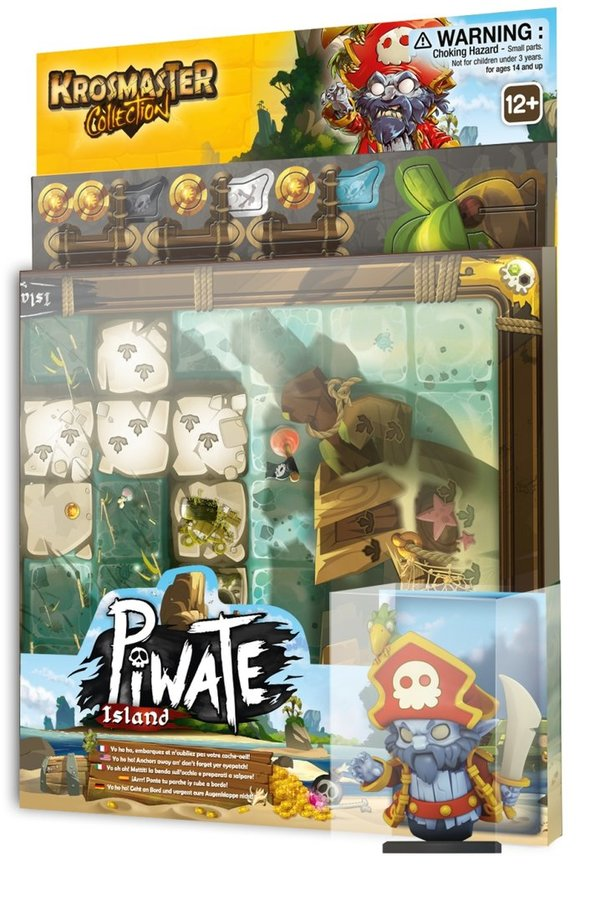 Krosmaster Piwate Expansion