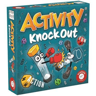 Piatnik - Activity – Knock Out
