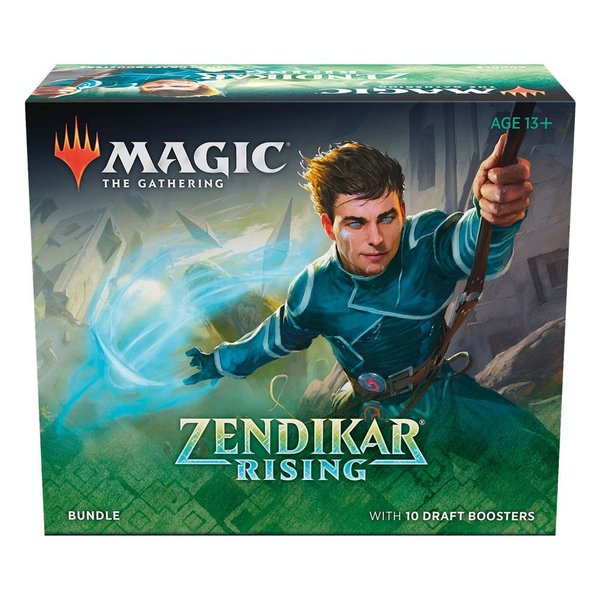 MTG: Magic: The Gathering - Zendikar Rising Bundle - (EN)