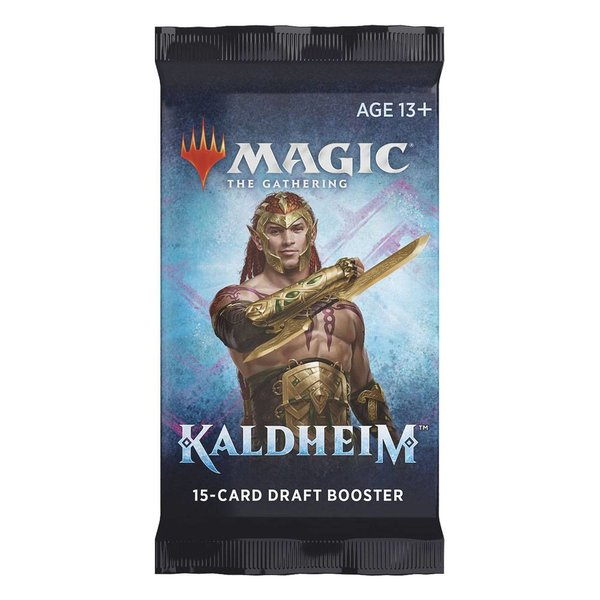 MTG: Magic the Gathering Kaldheim Draft-Booster (1er) (EN)