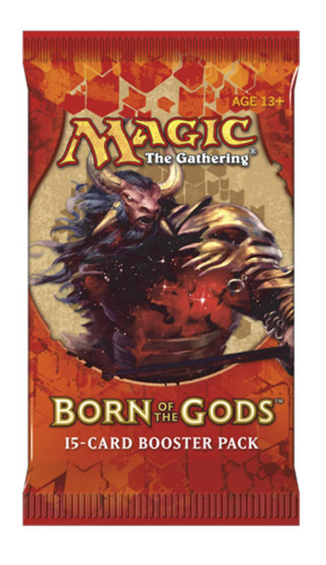 MTG: MTG Booster - Born of the Gods (1er) (EN)