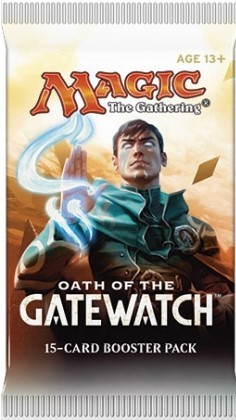 MTG: MTG Booster - Oath of Gatewatch (1er) (EN)