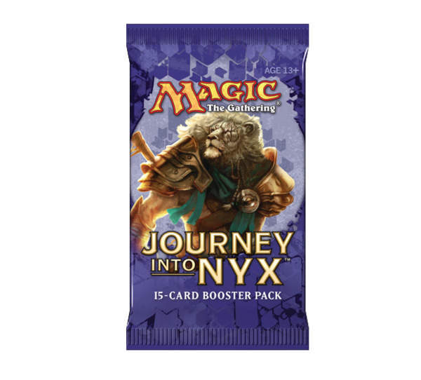 MTG: MTG Booster - Journey Into NYX (1er) (EN)