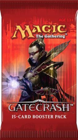 MTG: MTG Booster - Gatecrash (1er) (EN)